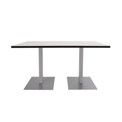 Glooh Rectangular table | Canteen tables | KFF