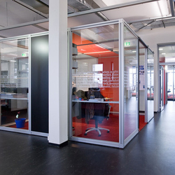 constructiv PILA Office | Space dividers | Burkhardt Leitner