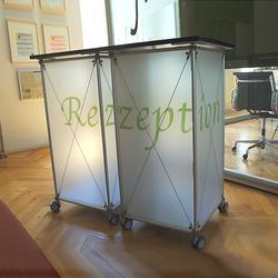 constructiv PON Office | Mostradores de recepción | Burkhardt Leitner