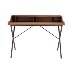 Ursuline | Desk Walnut | Desks | Ligne Roset