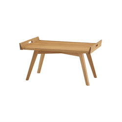 Lupo | Low Table Natural Oak | Side tables | Ligne Roset