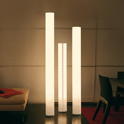 WHITE FLOOR XL LED | Free-standing lights | chameledeon