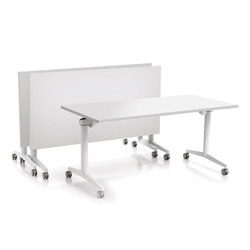 FlipTop Twin | Contract tables | Steelcase
