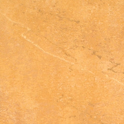 Travertino Dorato | Artificial stone tiles | Ariostea