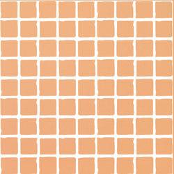 Iridium Arancio Mosaico | Ceramic tiles | Ariostea