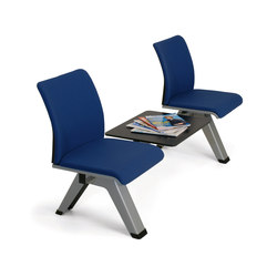 Eastside Sitzbank | Beam / traverse seating | Steelcase