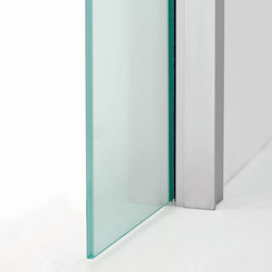 Dot scomparsa | Glass room doors | Albed