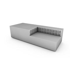 Minimal+ sofa120 | Divani lounge | JSPR