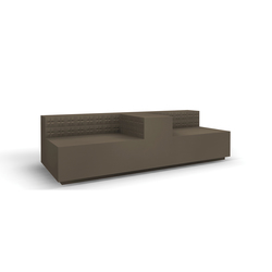 Minimal+ twin sofa | Divani lounge | JSPR