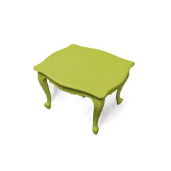 Plastic Fantastic salon table | Side tables | JSPR
