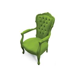 Plastic Fantastic voltaire II fresh green | Garden armchairs | JSPR