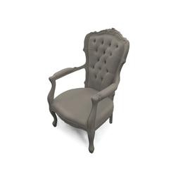 Plastic Fantastic voltaire II antracite | Garden armchairs | JSPR