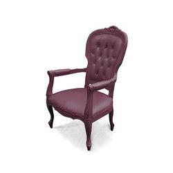 Plastic Fantastic voltaire I aubergine | Garden armchairs | JSPR