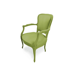 Plastic Fantastic petit toi olive | Garden armchairs | JSPR