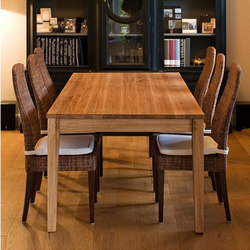 Sandra Table | Dining tables | Andreas Janson