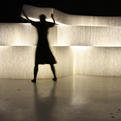 softblock | LED lighting | Space dividers | molo