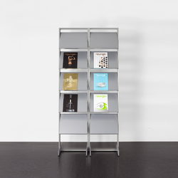 adeco wallstreet 100 | Brochure / Magazine display stands | adeco