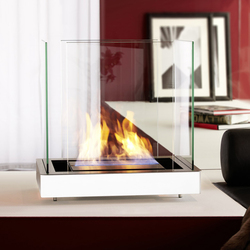 top flame | Ventless ethanol fires | Radius Design