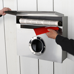 letterman xxl | Buzones | Radius Design