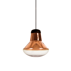 Copper Blow Pendant Light | Éclairage général | Tom Dixon