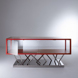 Sottsass | Sideboard | Display cabinets | Laurameroni