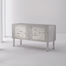 Intarsia | Le Formiche Nere | Sideboards / Kommoden | Laurameroni