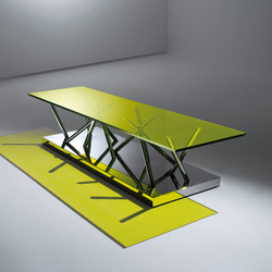 Sottsass | Low table SA 01 | Lounge tables | Laurameroni