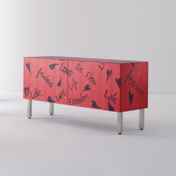 Intarsia | Freedom | Sideboards | Laurameroni