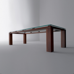 Maxima | Table BD 01 A | Dining tables | Laurameroni