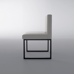 Maxima | Chair BD 03 | Visitors chairs / Side chairs | Laurameroni