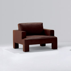 Alto Piano | Armchair | Lounge chairs | Laurameroni