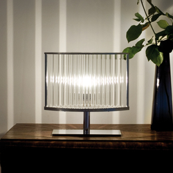 Stilio table lamp brushed | General lighting | Licht im Raum