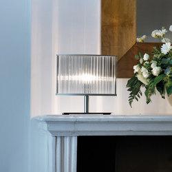 Stilio table lamp hand polished | Lampade tavolo | Licht im Raum