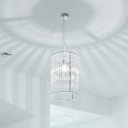 Stilio Uno 300 | Suspended lights | Licht im Raum