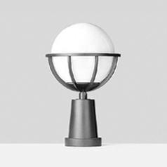 Pillar luminaire 4225/4235/... | Iluminación de caminos | BEGA
