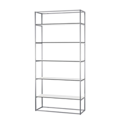 H 12 VA HPL Less | Shelving systems | Hansen
