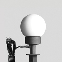 Garden luminaire 5046/5047/5048 | Iluminación general | BEGA
