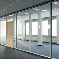 TS1 Aluminium | Partitions | Scheicher.Wand