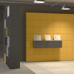 q18_shopfitting_display | Sistemi architettonici | qubing.de