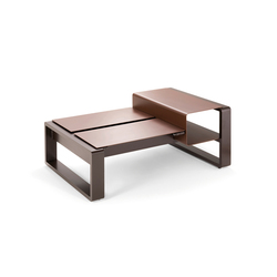 Kama Duo Modular Table | Garten-Couchtische | EGO Paris