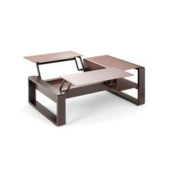 Kama | Duo Modular Table | Coffee tables | EGO Paris