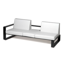 Kama | Dyvan With Right Armrest | Sofas | EGO Paris