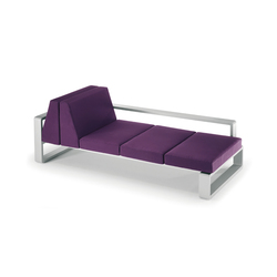 Kama Modular Dyvan | Sofás de jardín | EGO Paris