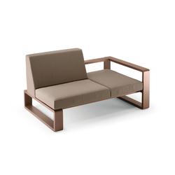 Kama Meridian | Garden sofas | EGO Paris