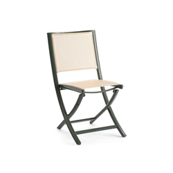 Premiere Folding Side Chair | Sillas de jardín | EGO Paris