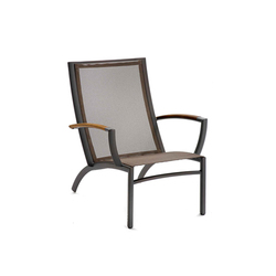 Premiere Low Armchair | Fauteuils de jardin | EGO Paris