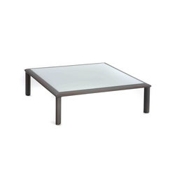 Premiere Coffee Table | Tavoli bassi da giardino | EGO Paris