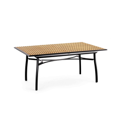 Premiere Dining Table | Mesas de comedor de jardín | EGO Paris
