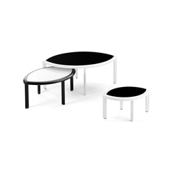 Premiere Coffee Tables | Tables basses de jardin | EGO Paris
