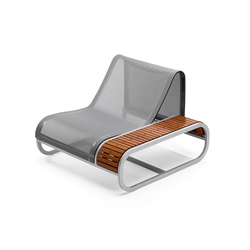 Tandem Left Module | Garden armchairs | EGO Paris